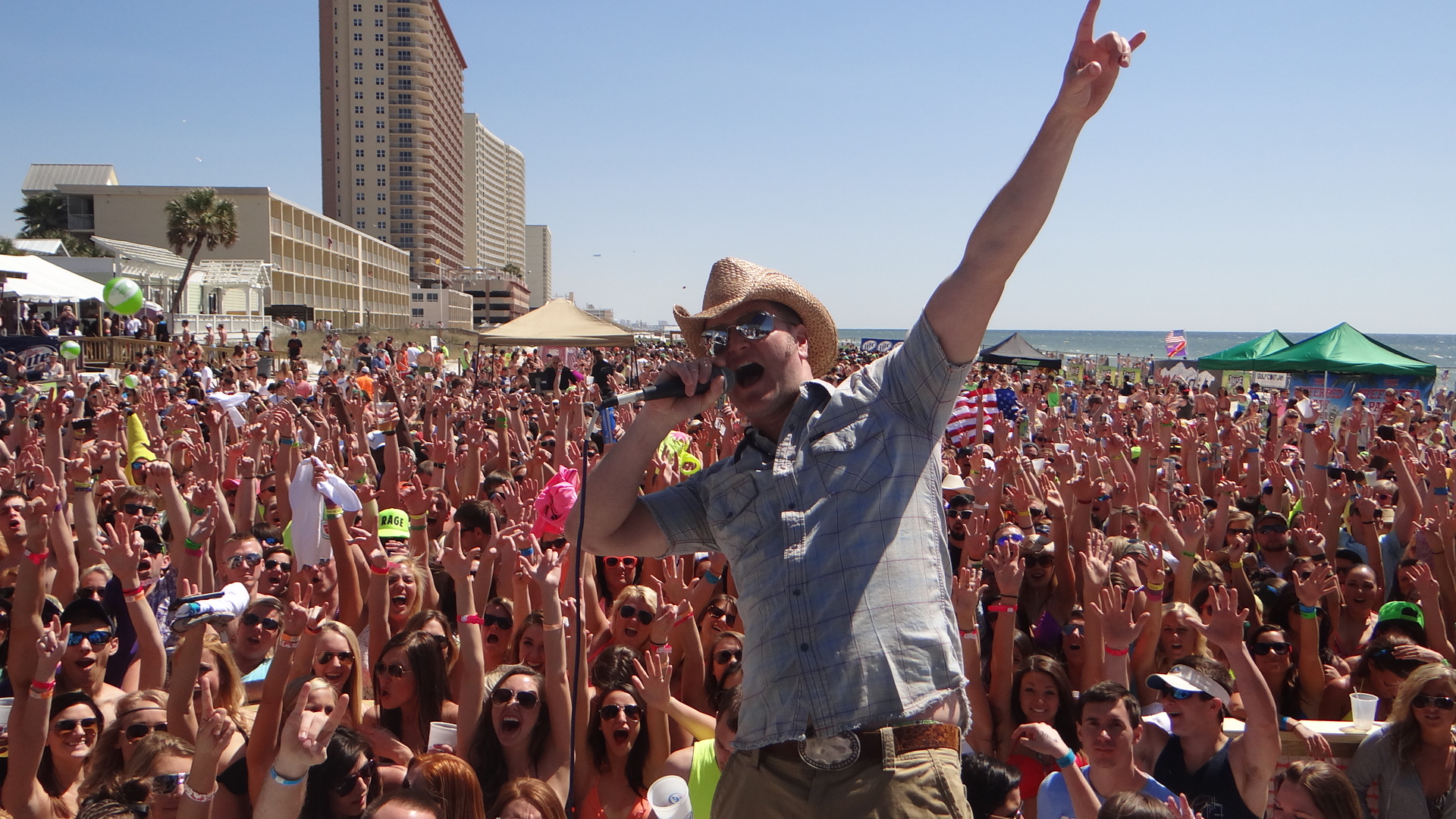 More Live Concerts Are Promised For Spring Break 2017