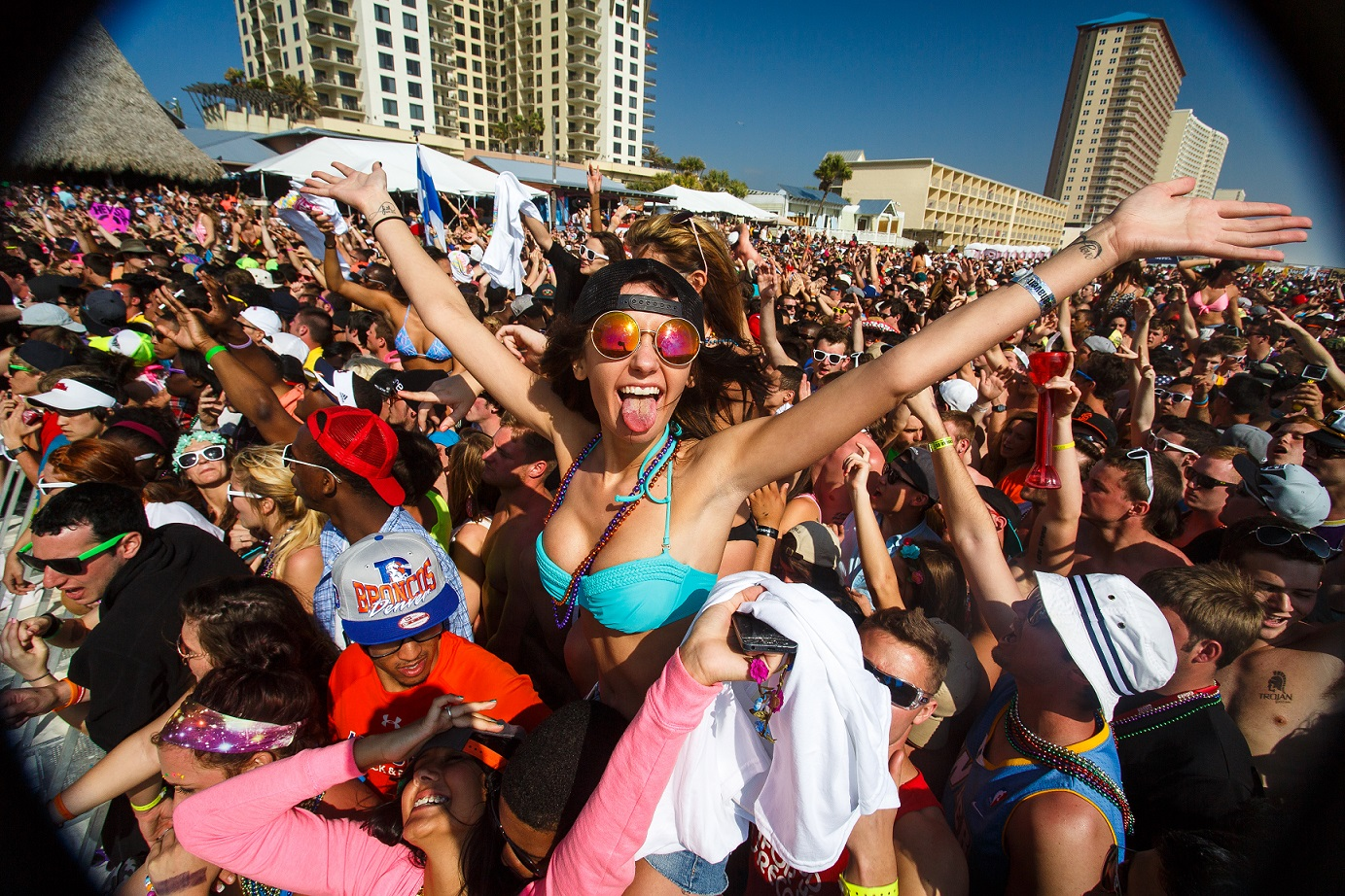 College Spring Break Myrtle Beach The Best Beaches In World